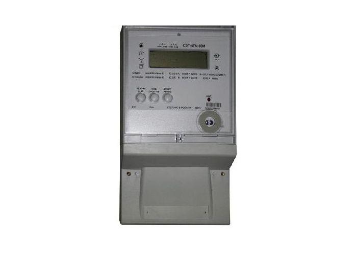 Счетчик трехфазный многофункциональный СЭТ-4ТМ.03М Предназначены для измерения и многотарифного учета активной и...