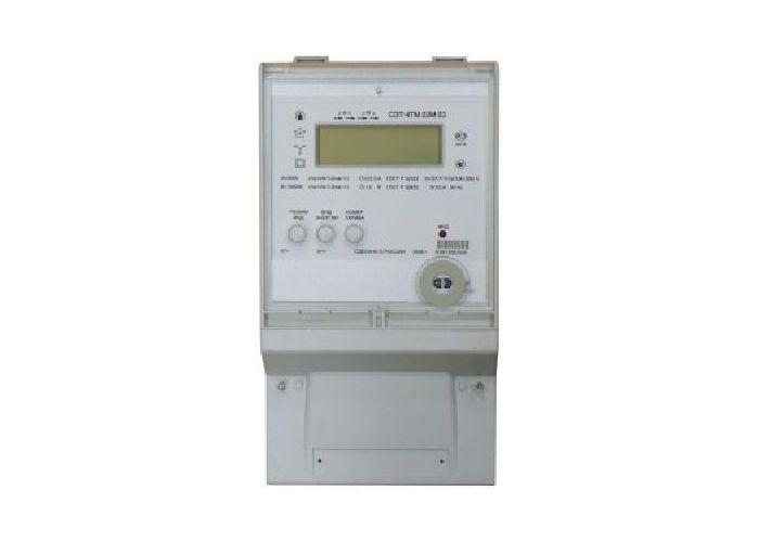 Счетчики СЭТ-4ТМ Предназначены для измерения и многотарифного учета активной и реактивной электроэнергии (в том числе...